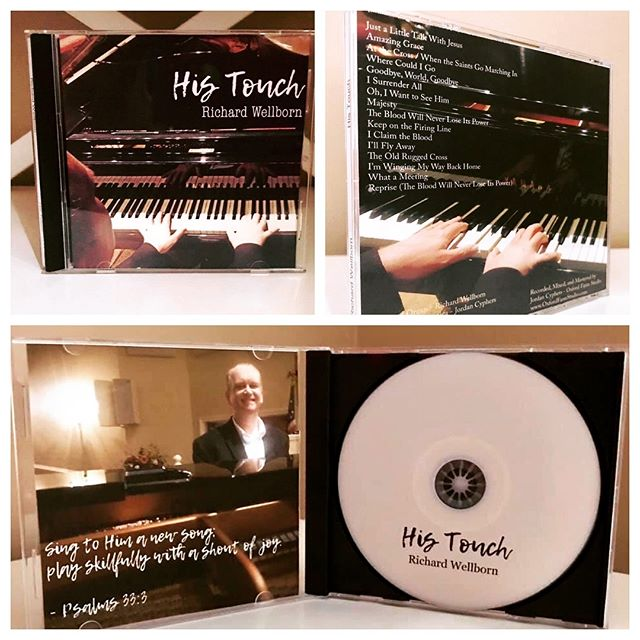 "A friend of the band's, Richard Wellborn, recorded an instrumental album called ""His Touch"" at Jordan's studio, Oxford Farm Studio.  The album was released today on CD (it should be available digitally in a week or so). Jordan, Rick, and Preston all played on the album.  Contact Richard to get your copy...it's a really good one!"