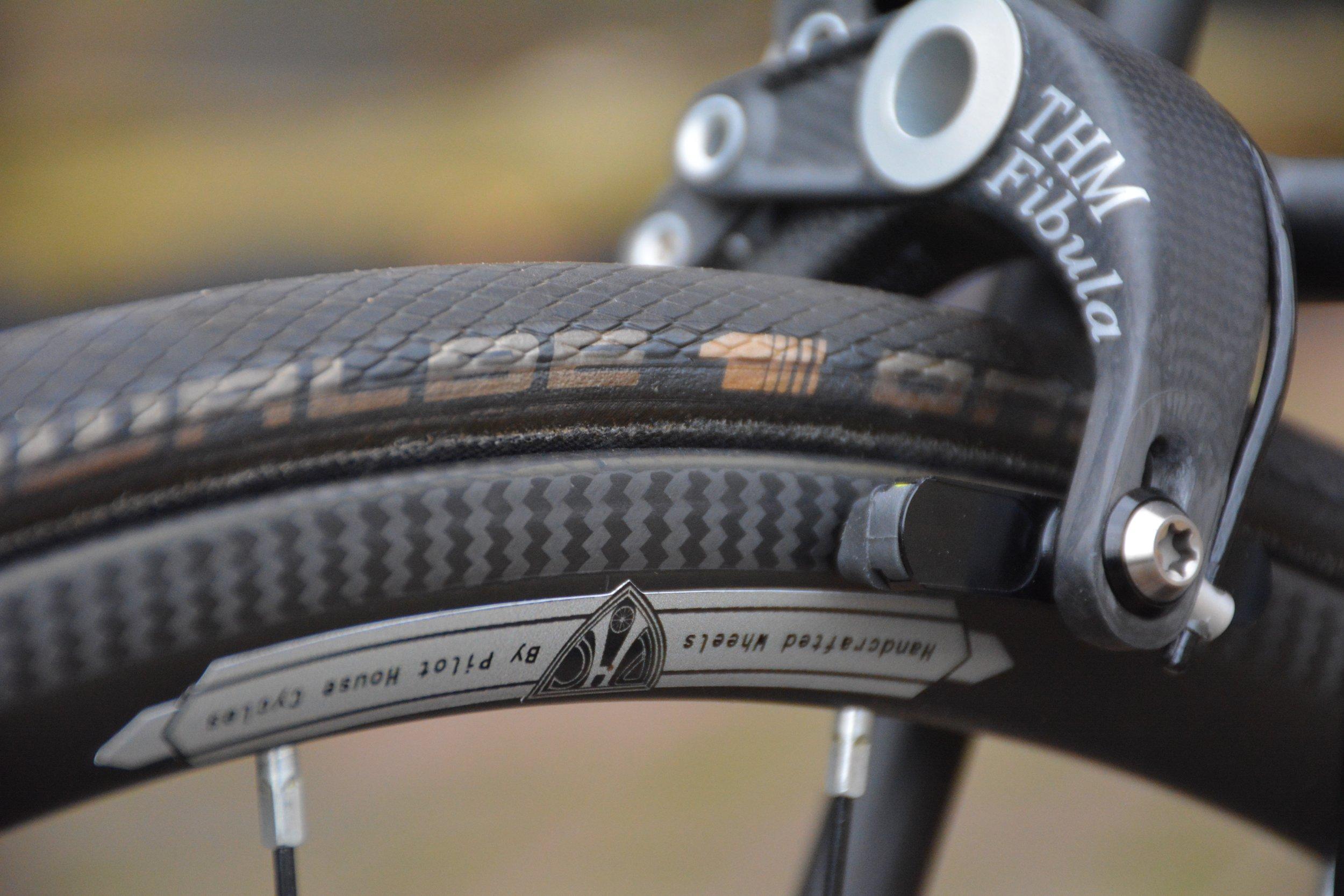 light-weight wheels