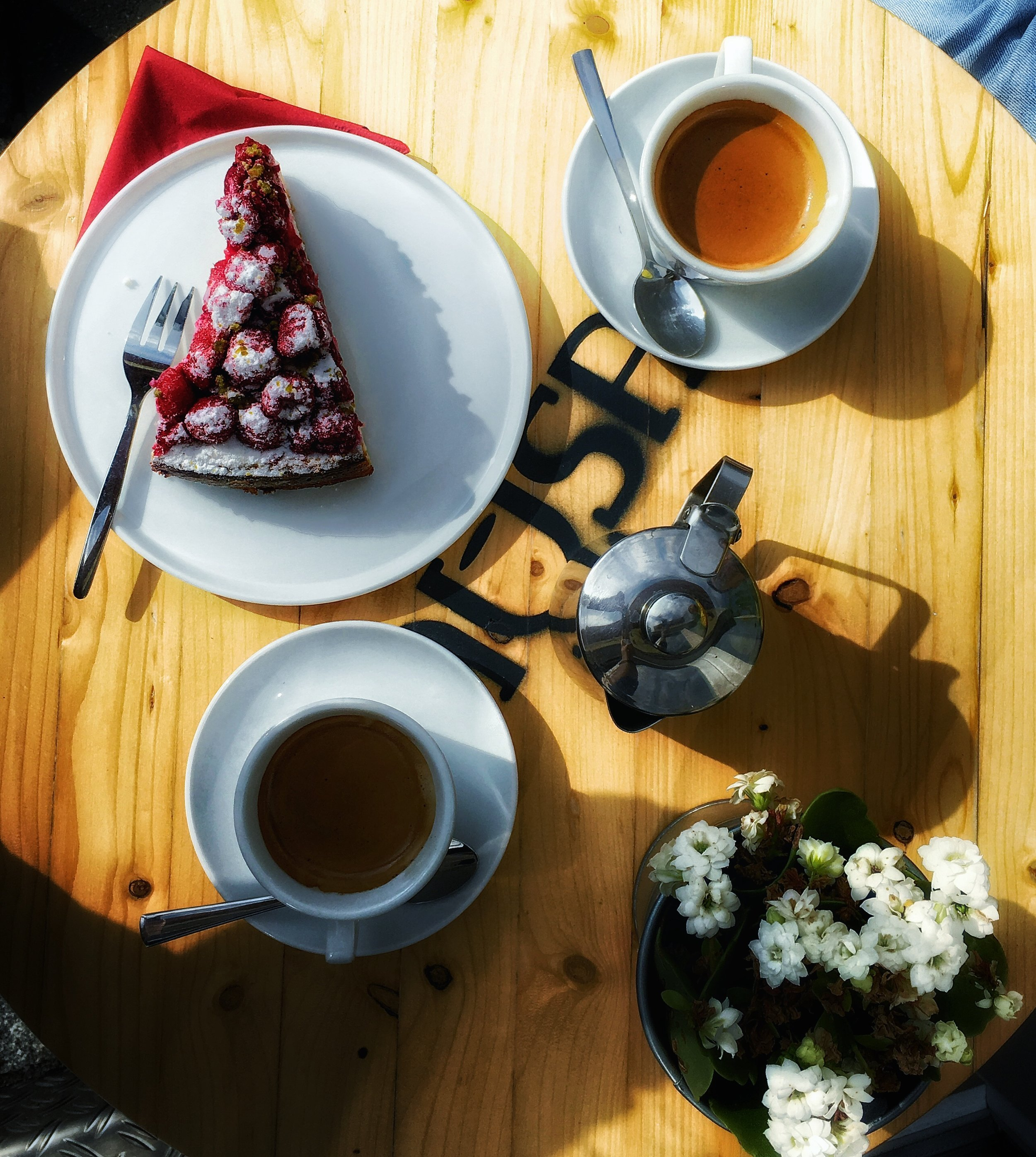 Kausal Kaffee Kuchen Düsseldorf