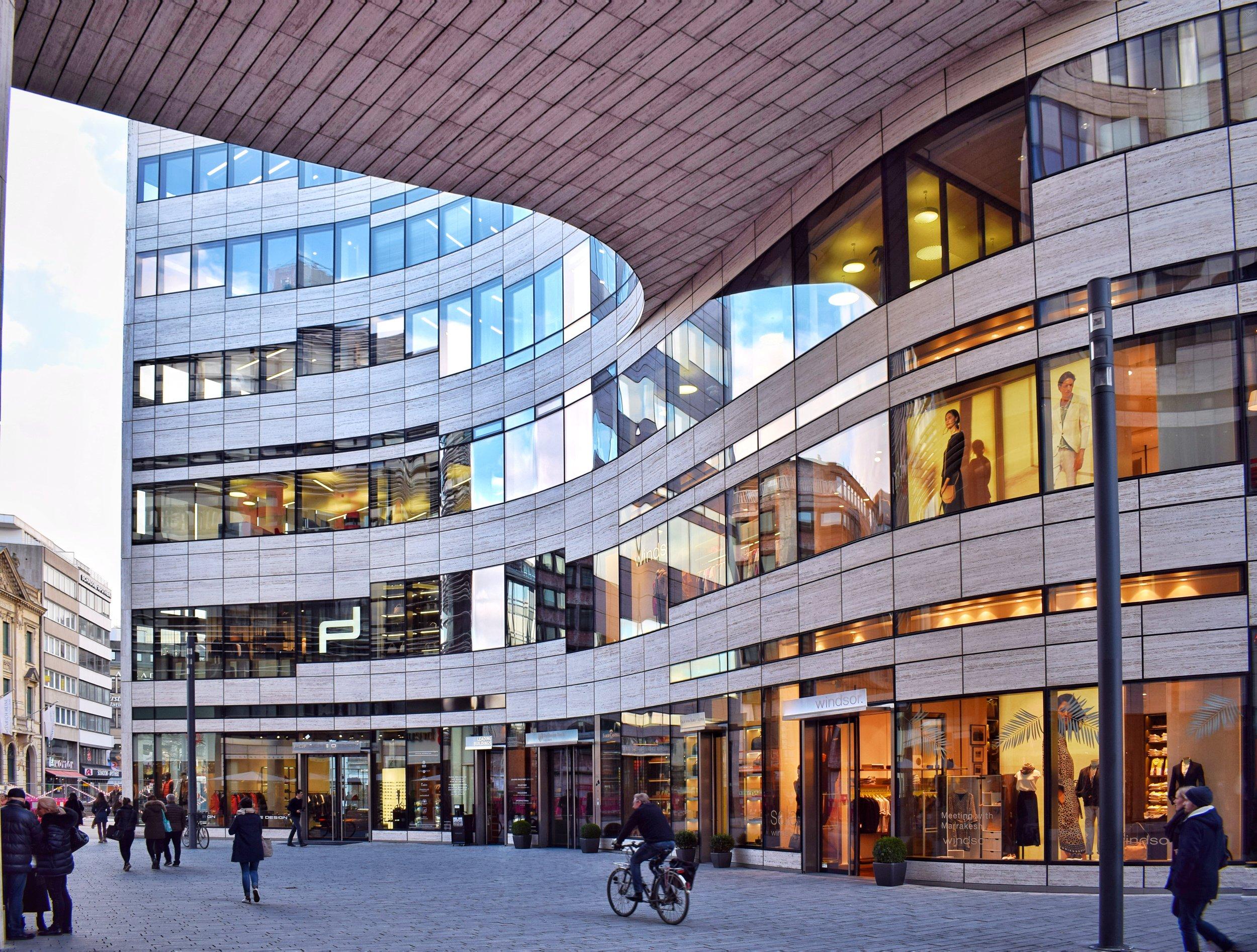 Daniel-Libeskind-Dusseldorf-Brown-Leather-Book