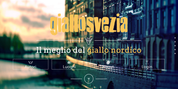 GialloSvezia website