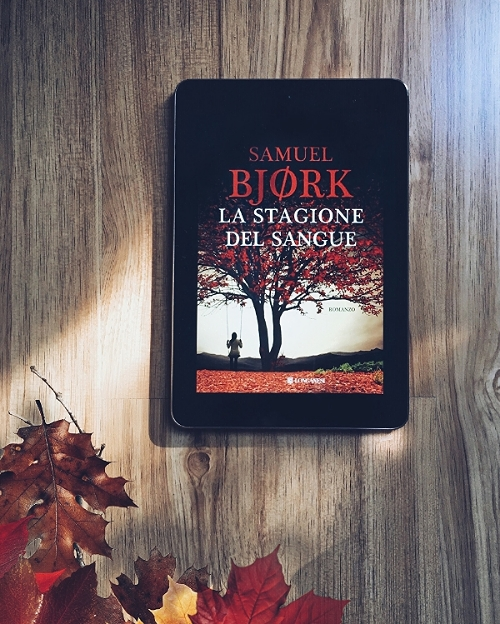 Italian Version of Bjørk second novel of Mia Kruger and Holger Munch series