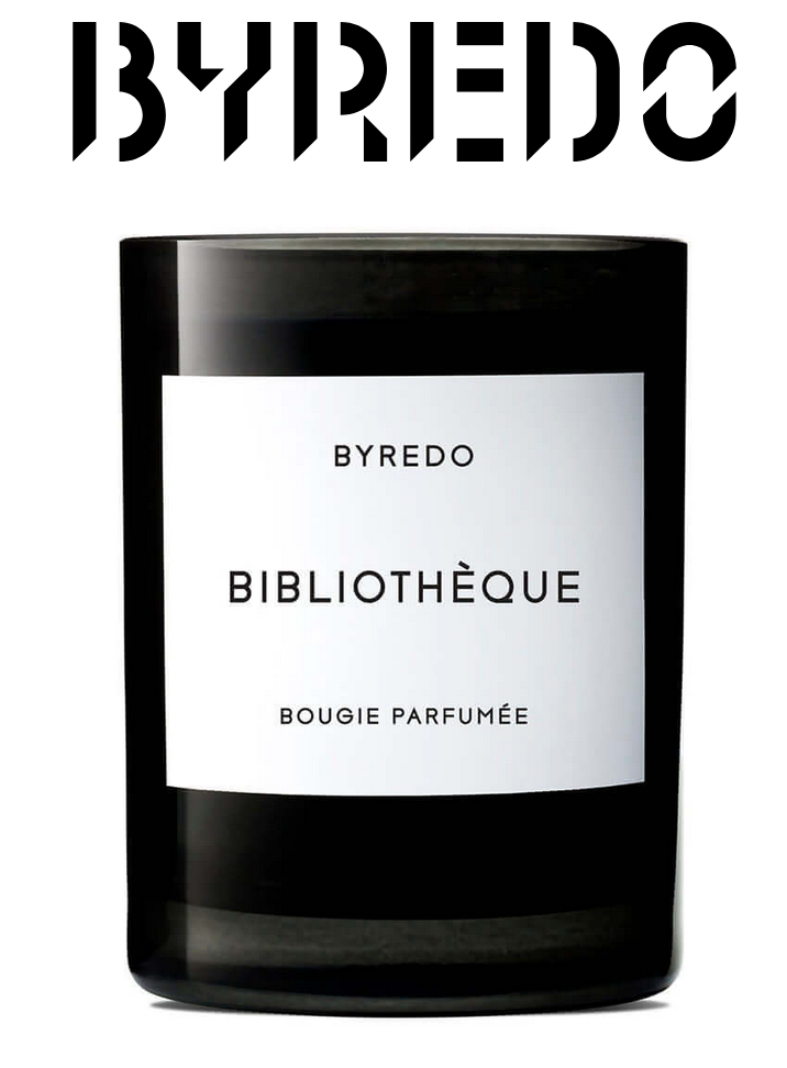 Byredo- Bibliotheque candle