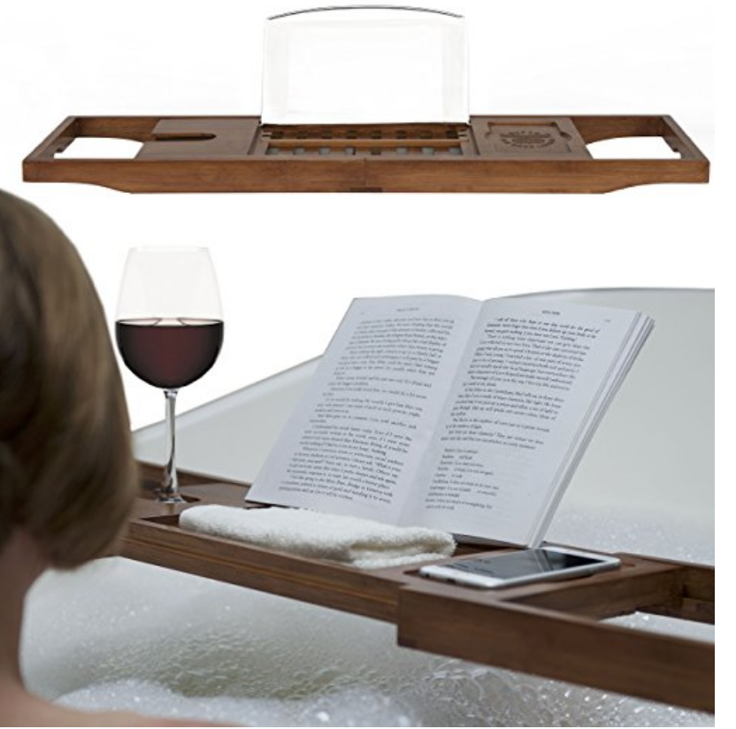 Bath Caddy di Gifts for Book Lovers
