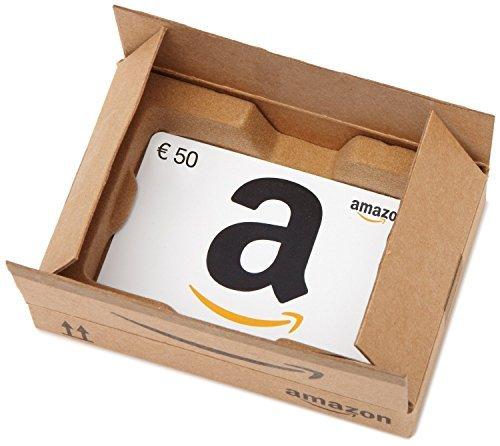 Buono regalo Amazon per posta