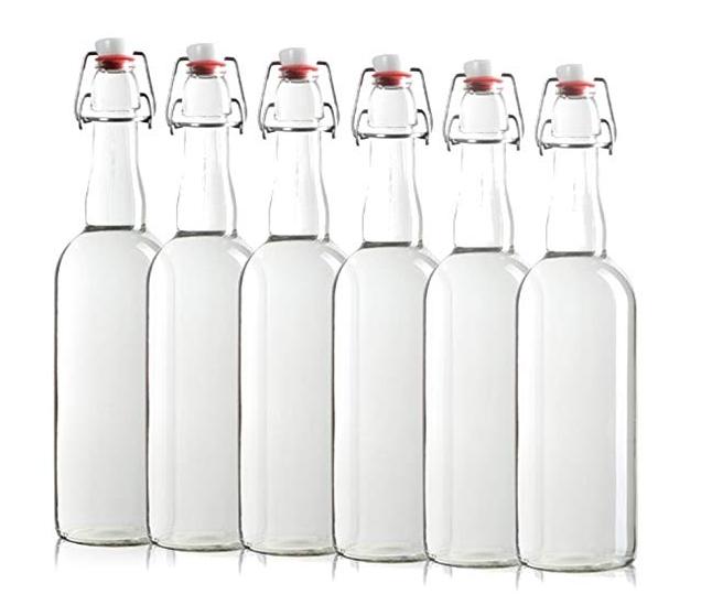 Swing Cap bottles