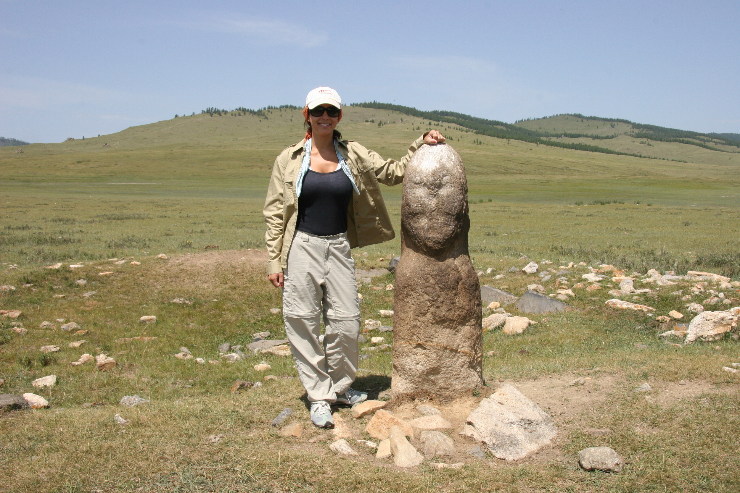 Fieldwork in Mongolia 2010.JPG