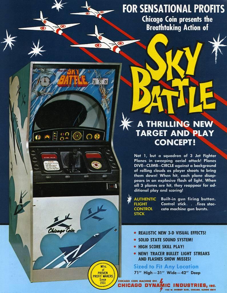 SKY BATTLE - 1971