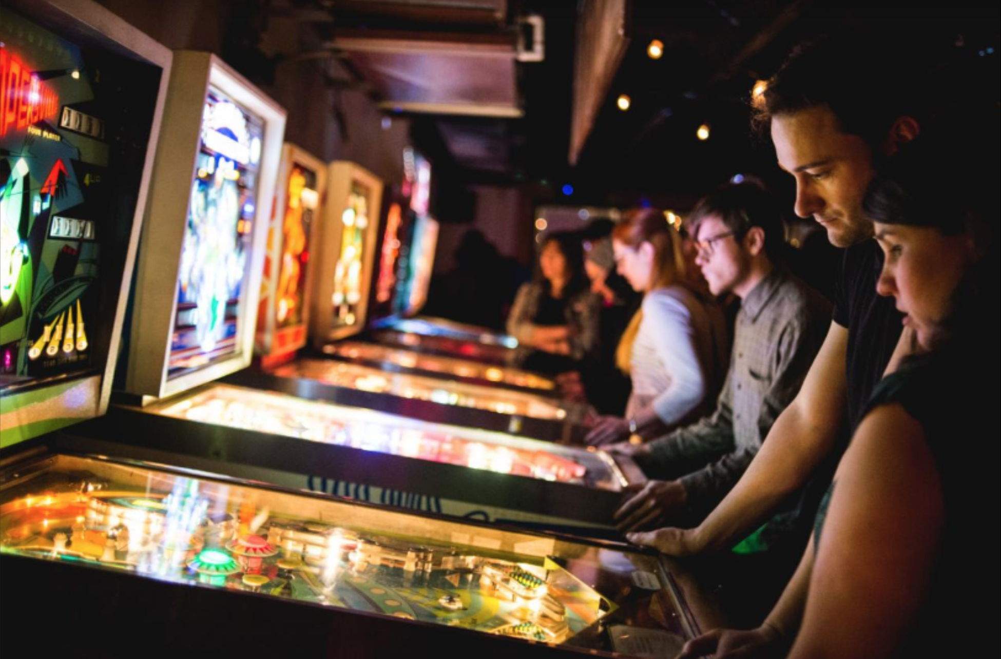 Pinball in your space | Rent a Pinball Machine | NORTH STAR