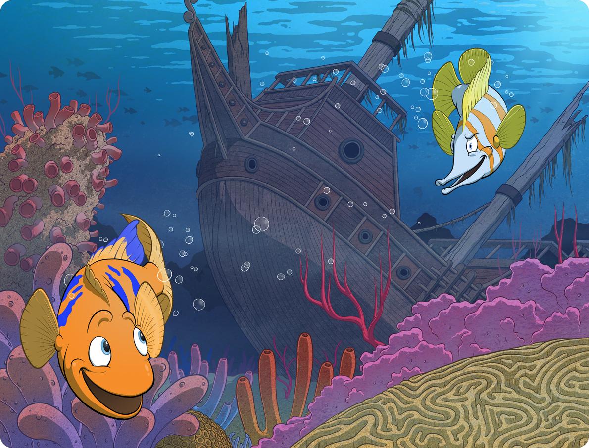 Underwater Chase
