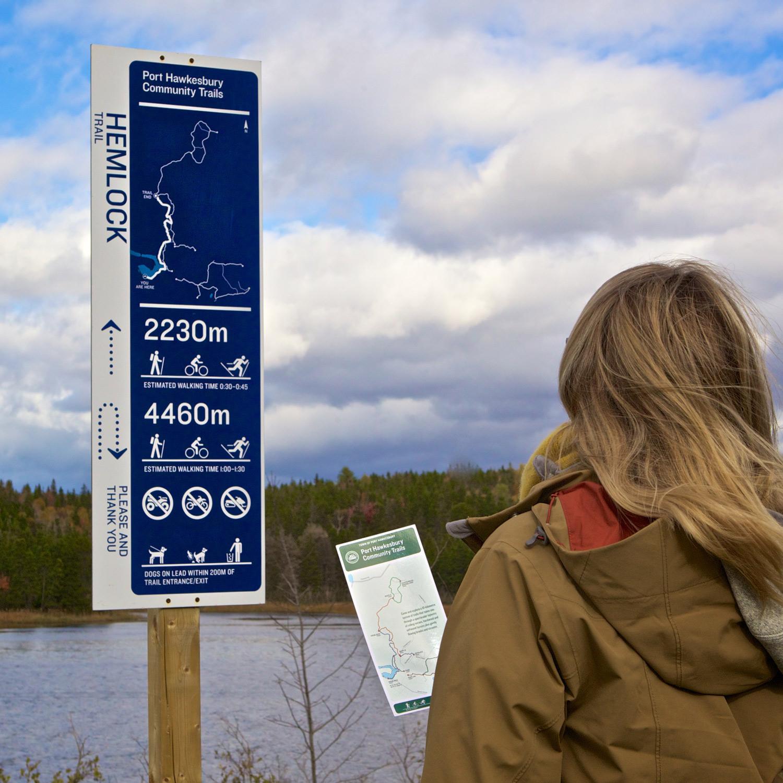 Port Hawkesbury Community Trail System