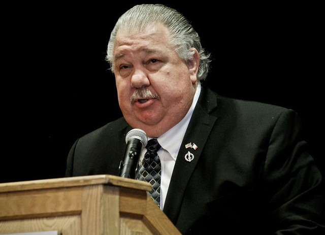 Sam Clovis   (Photo par      Dave Davidson   )
