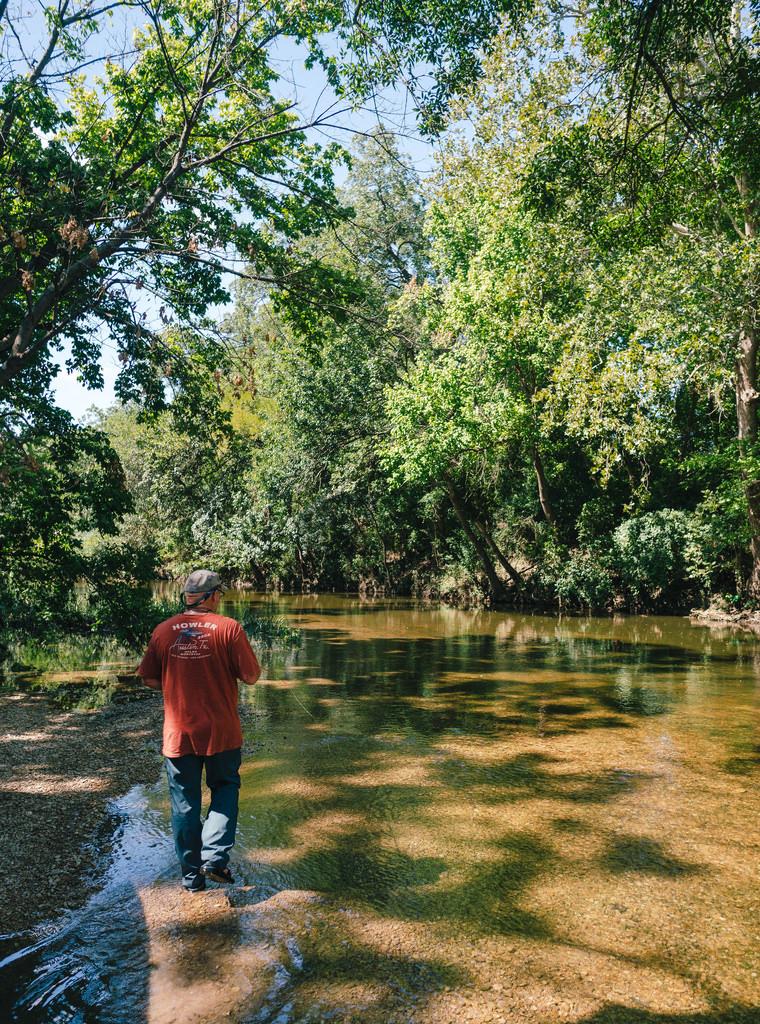 Aaron and Brushy Creek
