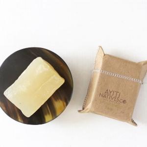 Natural lemongrass soap from Elisha C.
