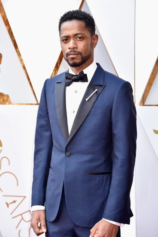 Lakeith Stanfield in Zegna