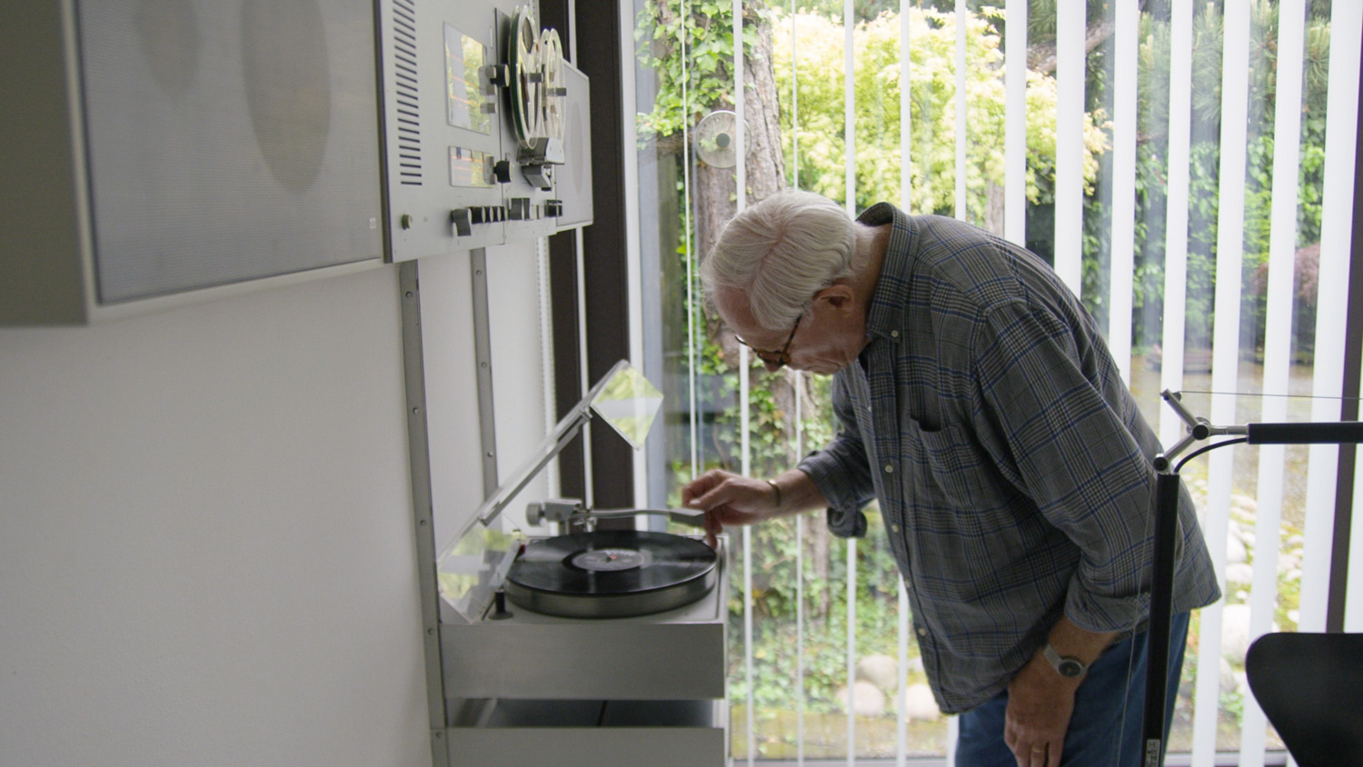 A documentary portrait of Dieter Rams, one of the most influential designers alive —a man of contradictions by design - Coming soon!