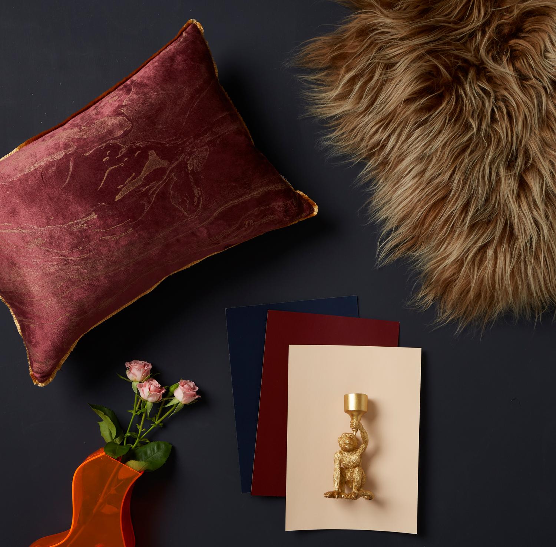 Kate-Alexander,flatlay,blue,luxe,Resene-Indian-Ink+Bastille+Persian-Red+Negroni,photo-Bryce-Carleton.jpg