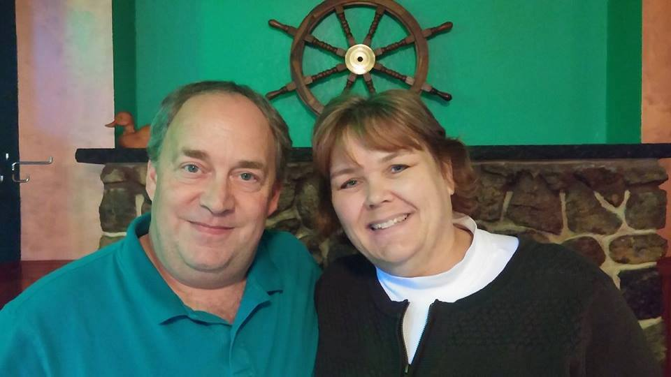 Owners Rick and Amy Sherrard