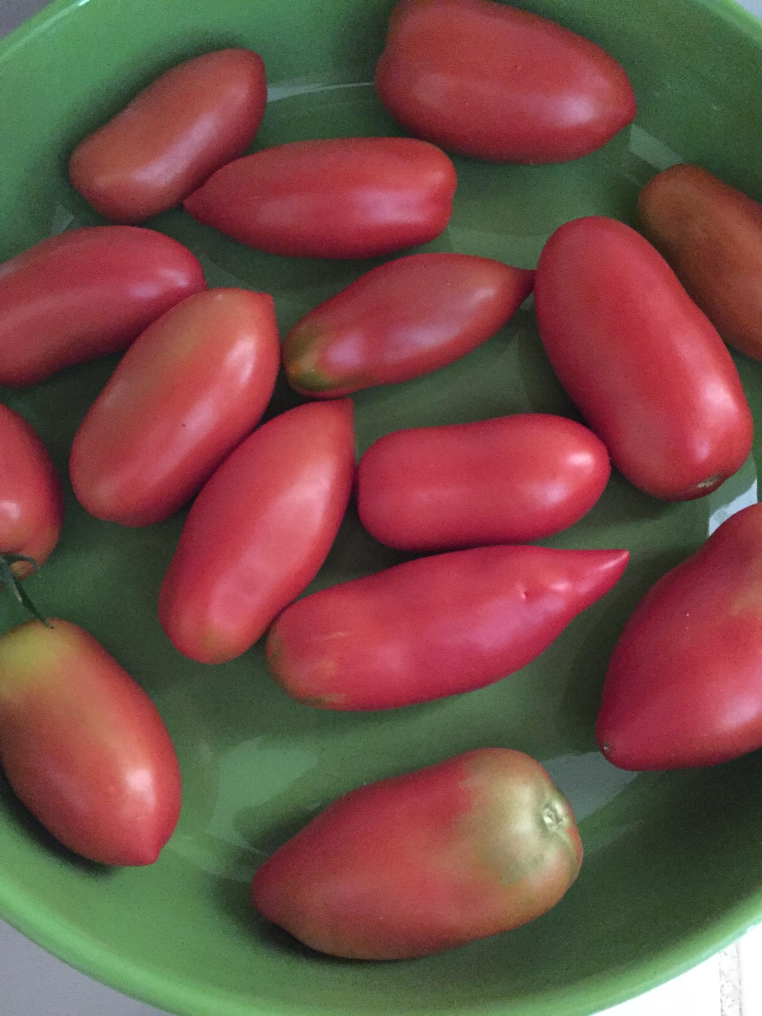 a few ripening inside in a bowl