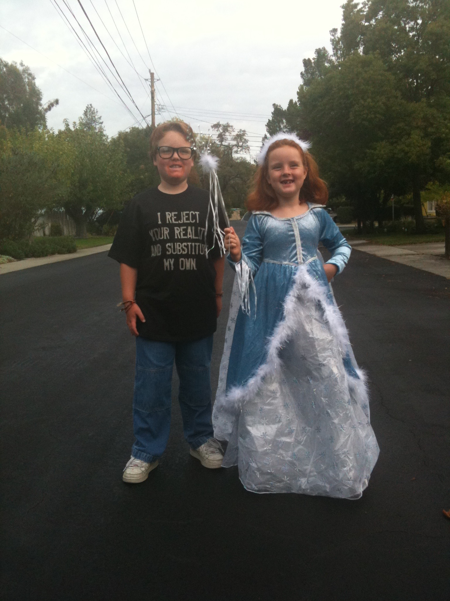 Adam Savage (Mythbusters) and Snow Queen