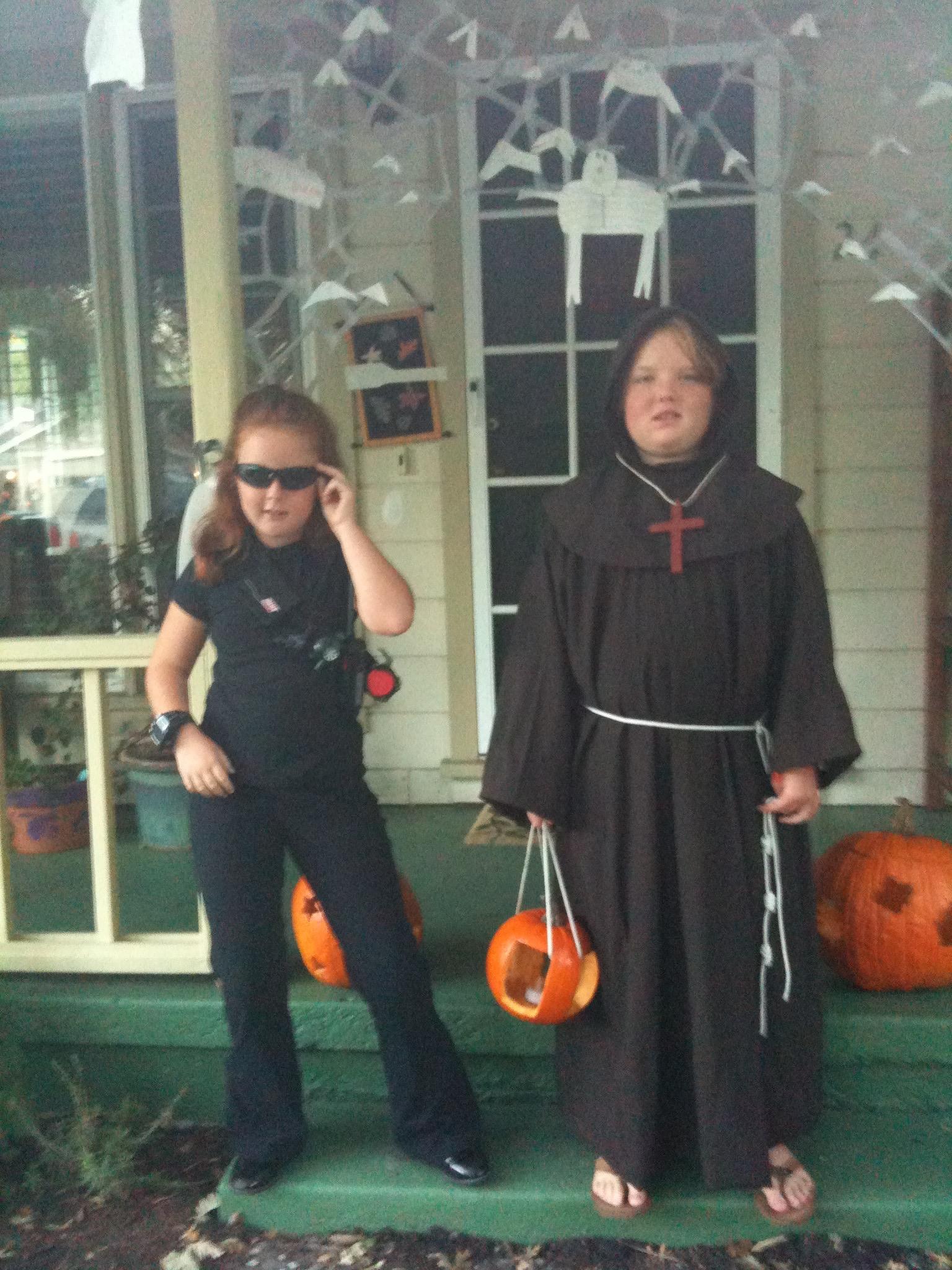 Spy and Friar
