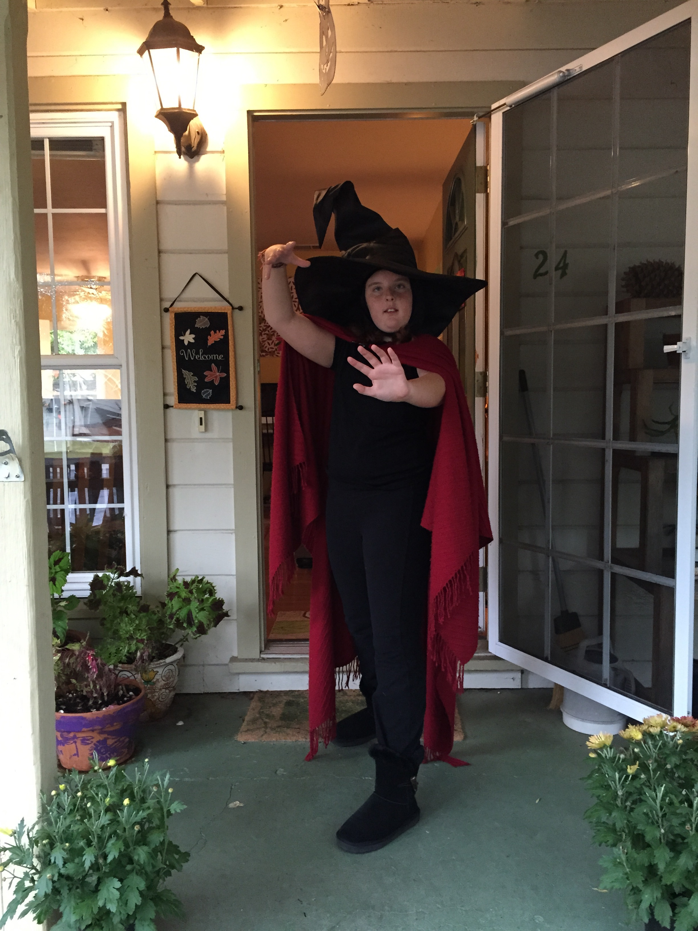 Generic witch