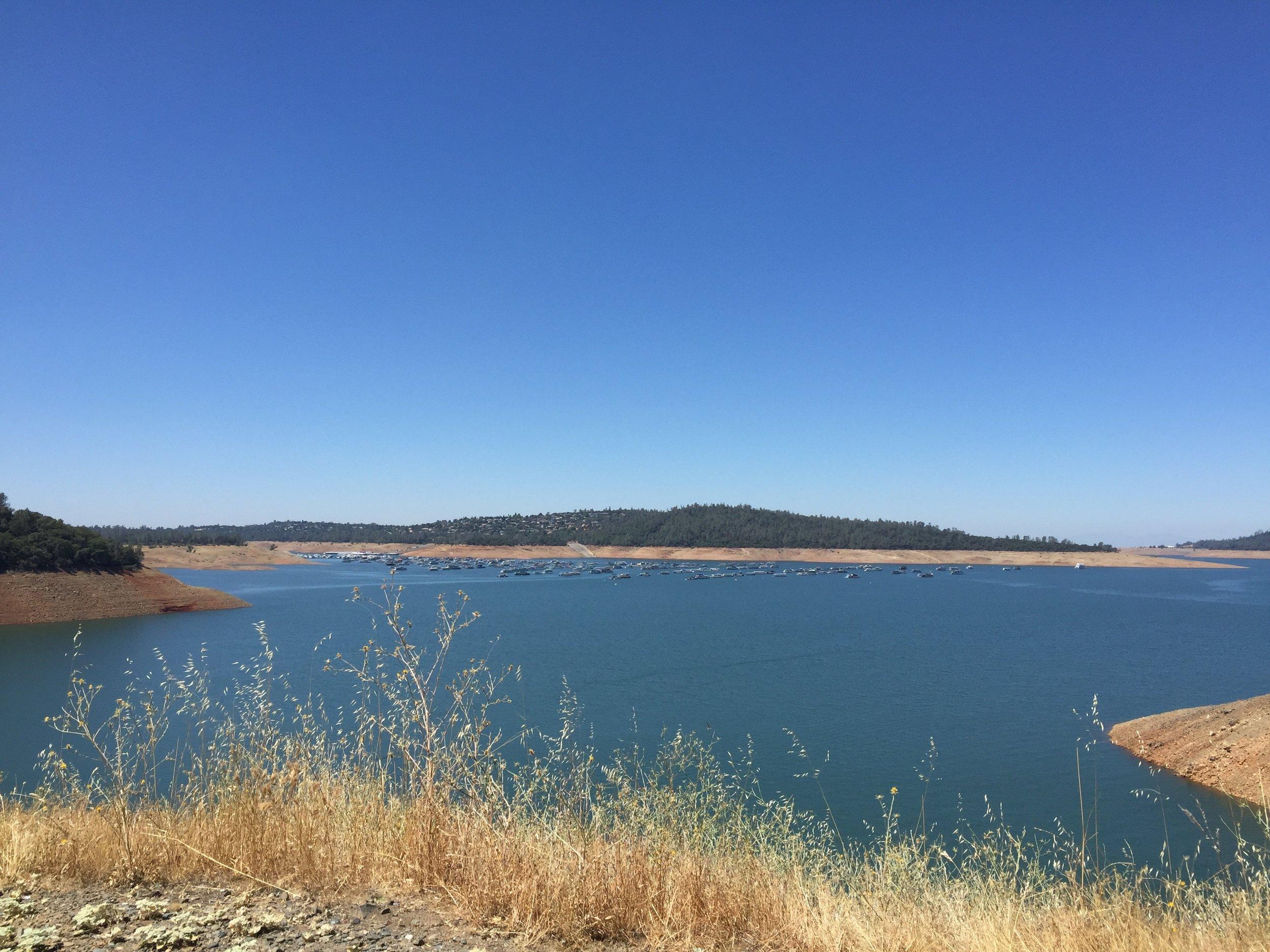 Lake Oroville