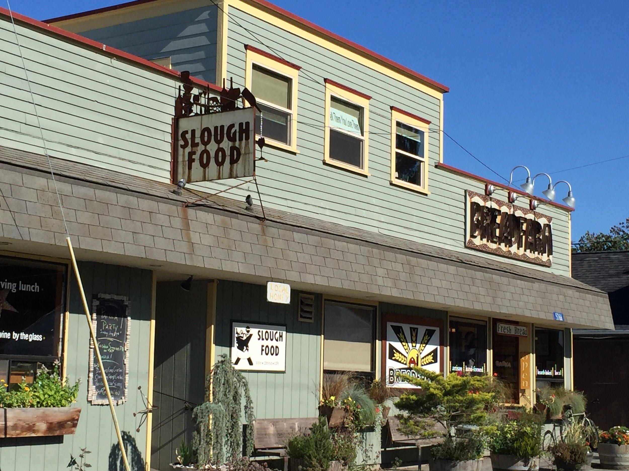 The Breadfarm storefront in Edison