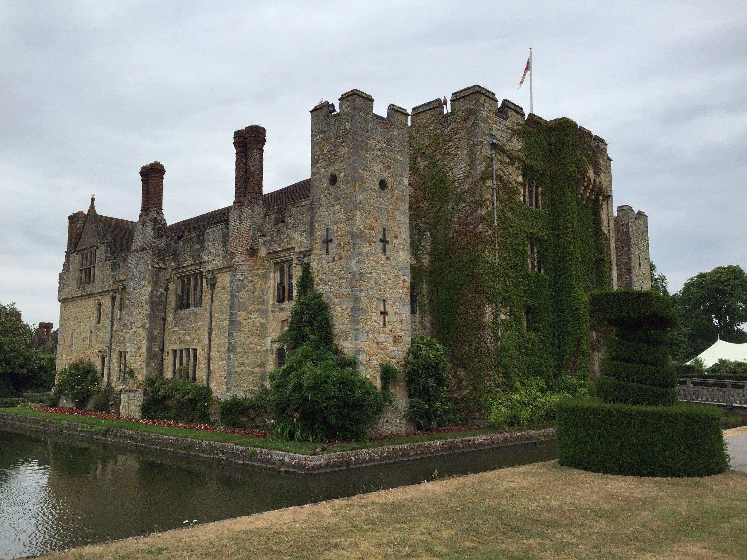 Hever. You can see how dry it is.