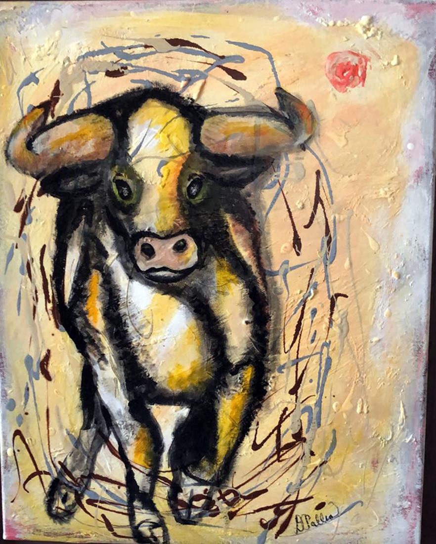 Bull-Acrylic.jpg
