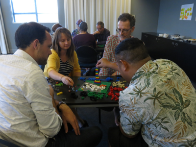 Playing around with complexity concepts.....Development in Complexity Workshop, New Zealand Feb 2016