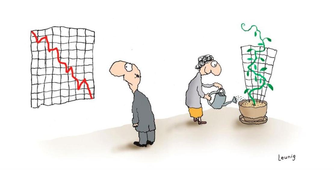 Cartoon by Michael Leunig*, (with permission )