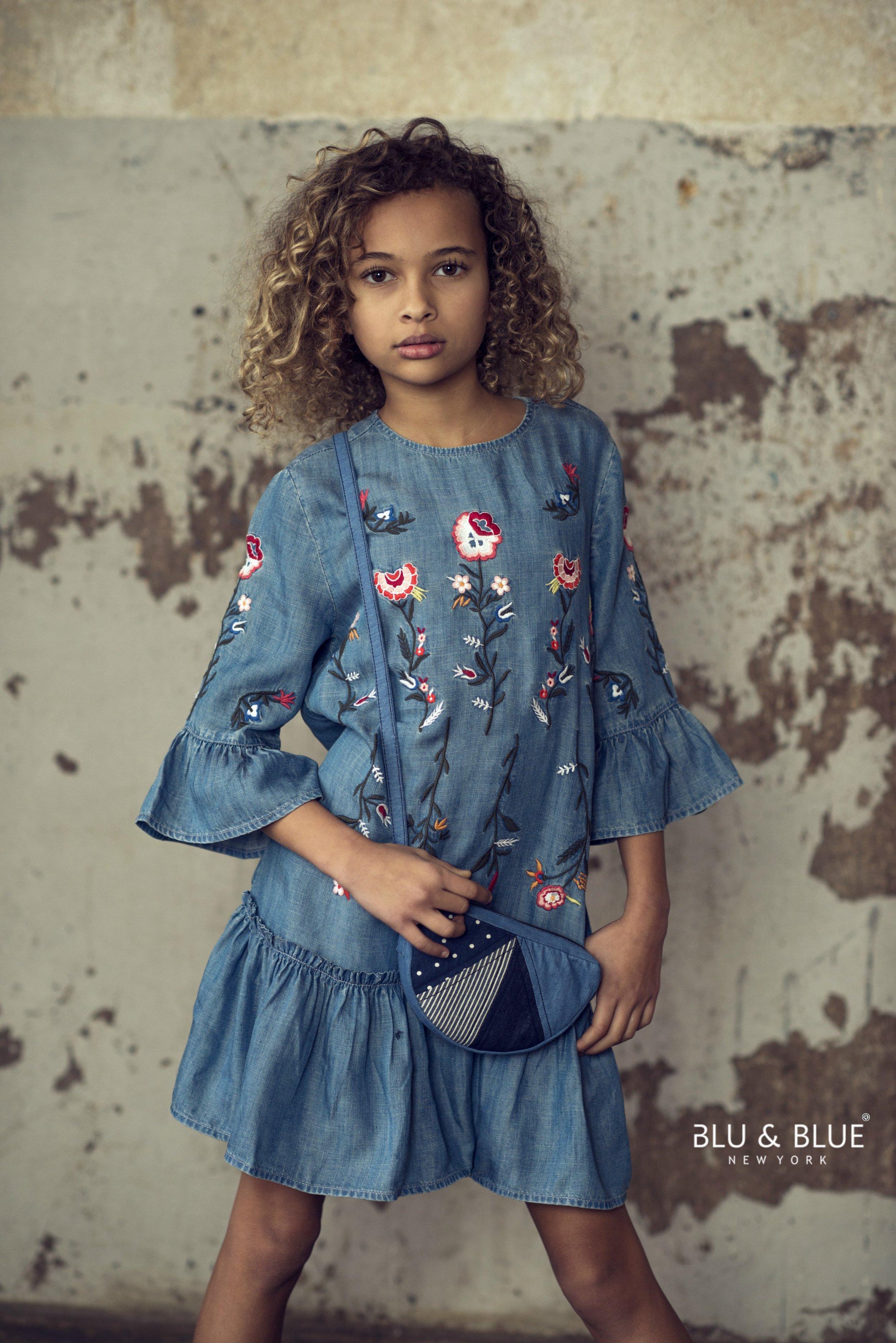 KG 766 Francesca tencel embroidered dress.jpg