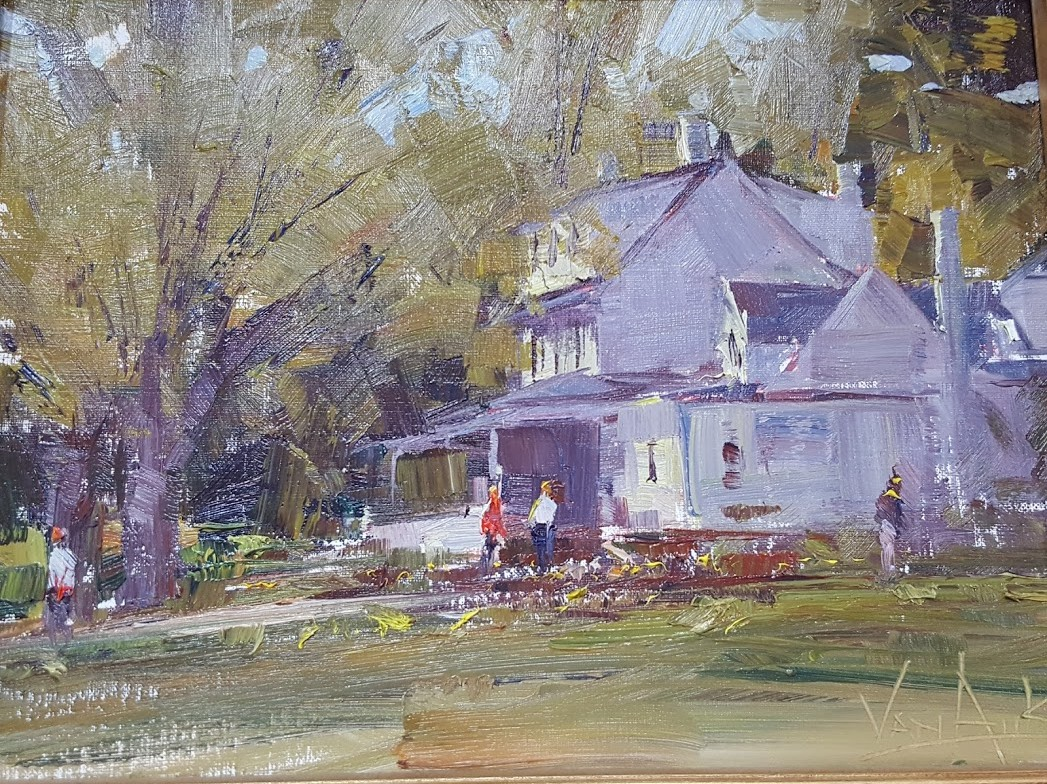 The Preserve at Chocorua Farmhouse - George Van Hook
