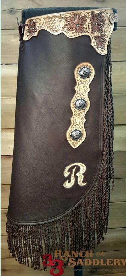 Custom Chinks - Ronja
