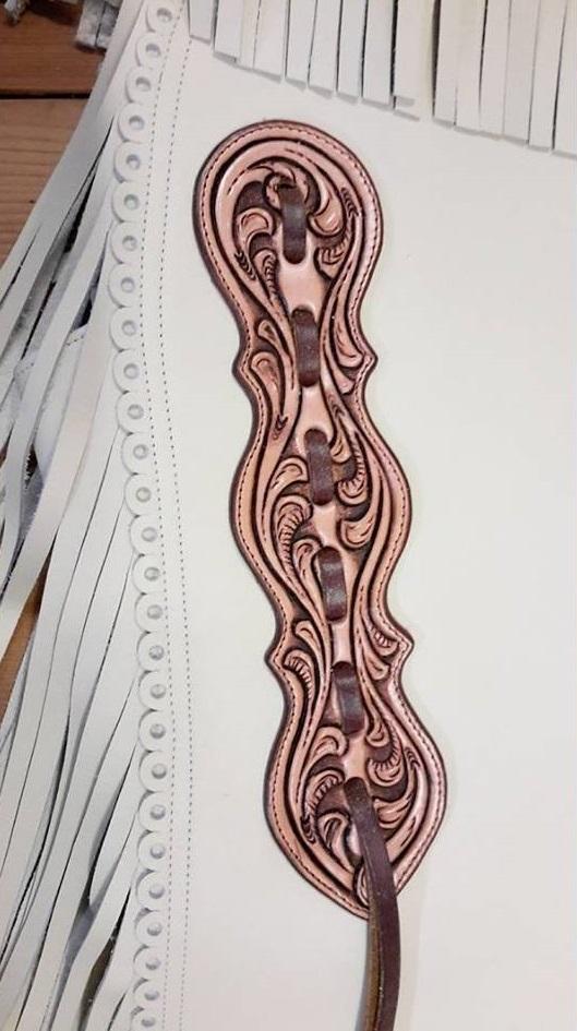 Custom Armitas - Leg Plate