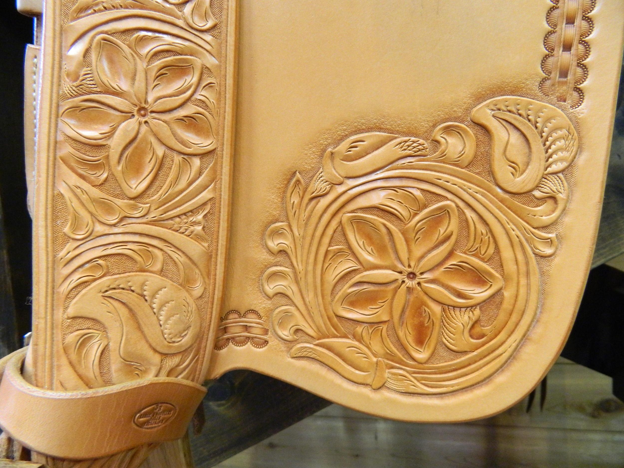 Custom Wade Saddle - Tooling