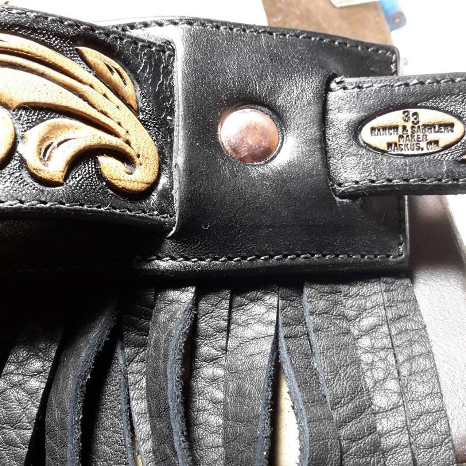 Custom Armitas - Belt Detail