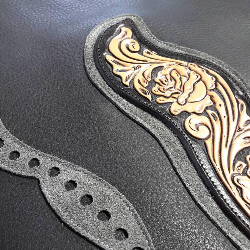 Custom Armitas - Overlay Detail