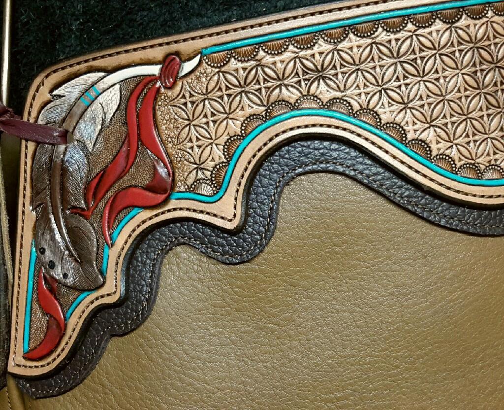 Custom Chinks - Patty, Detail