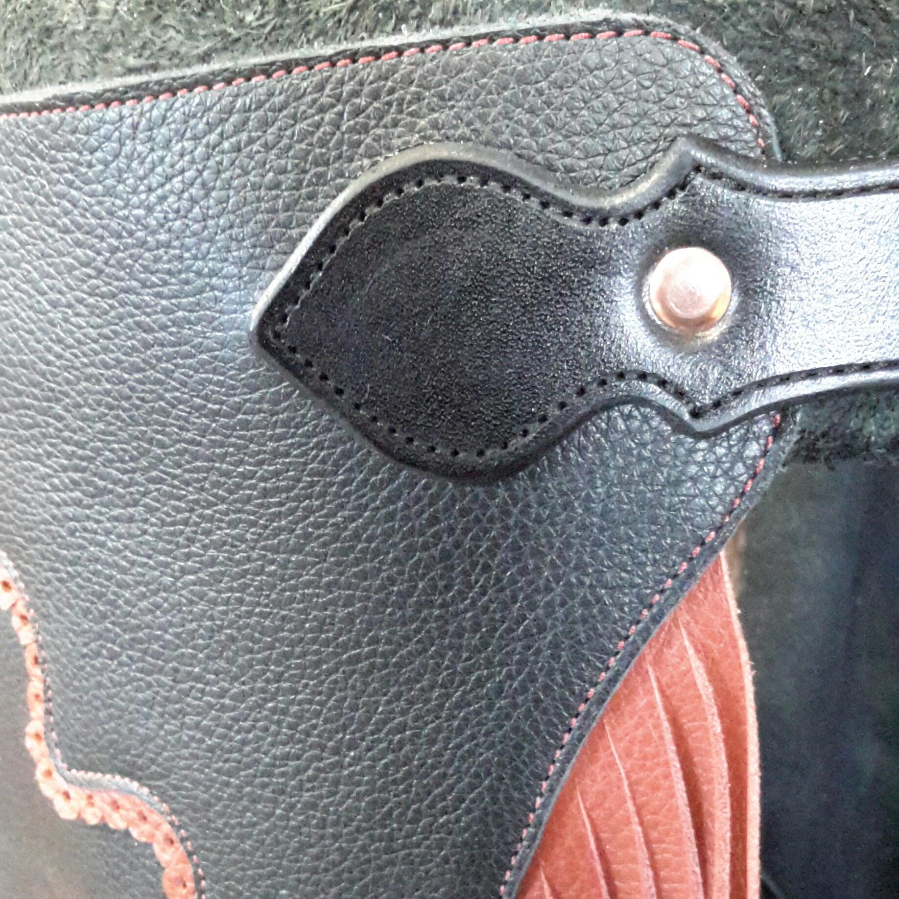 Sarah's Custom Chinks - Belt
