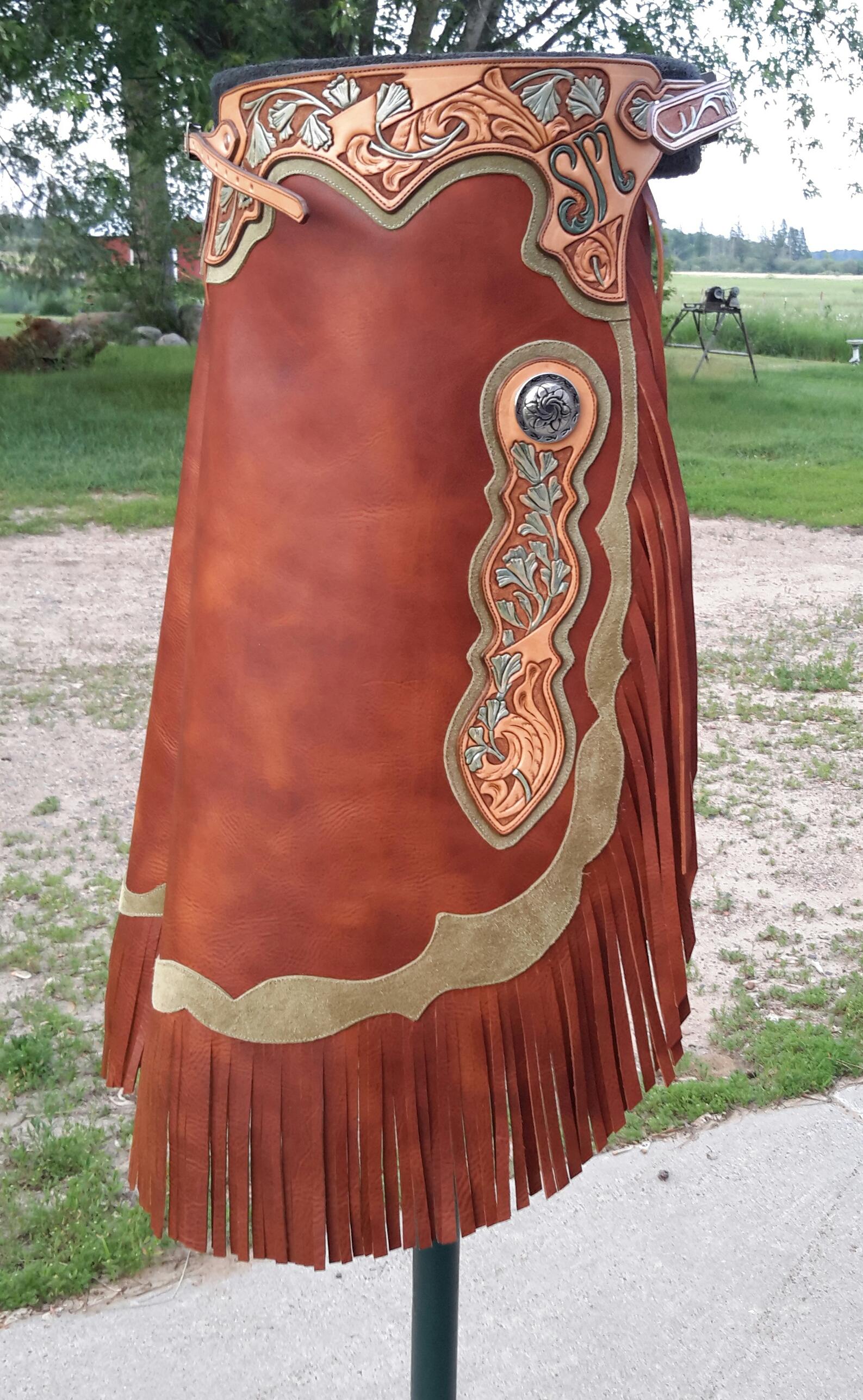 Handmade Chinks - Sage Theme