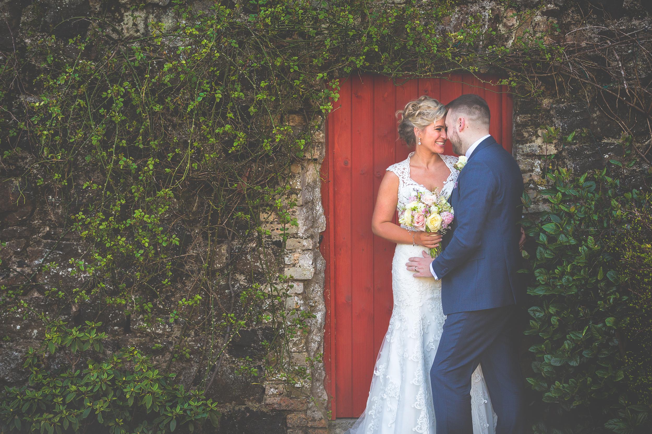 northern ireland wedding photography | NI wedding Photographer | Brian McEwan | Bride & Groom at Tullyglass Hotel