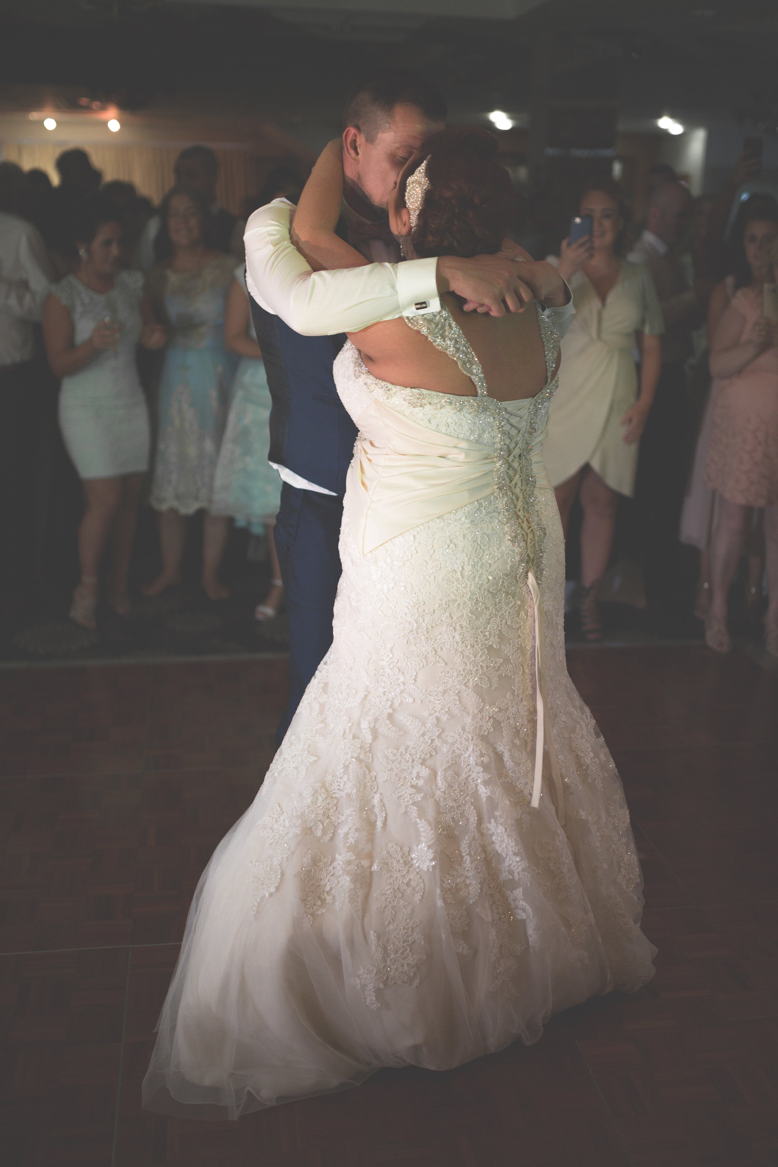 Antoinette & Stephen - First Dance | Brian McEwan Photography | Wedding Photographer Northern Ireland 16.jpg
