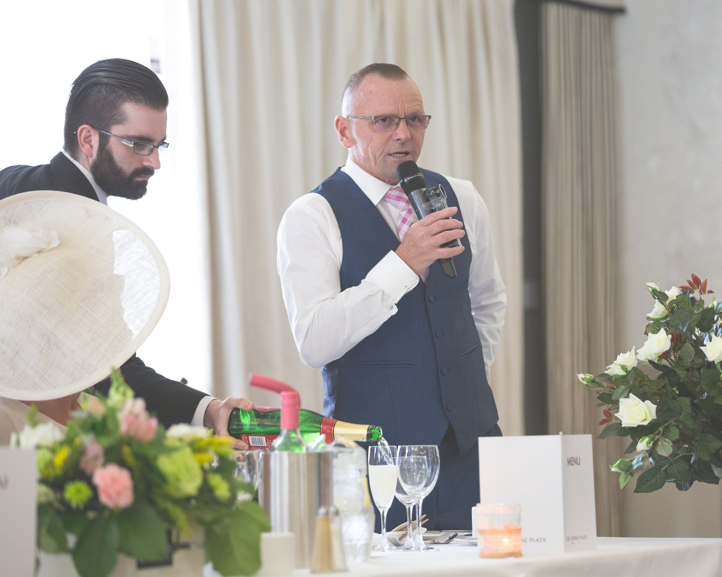 Antoinette & Stephen - Speeches | Brian McEwan Photography | Wedding Photographer Northern Ireland 16.jpg