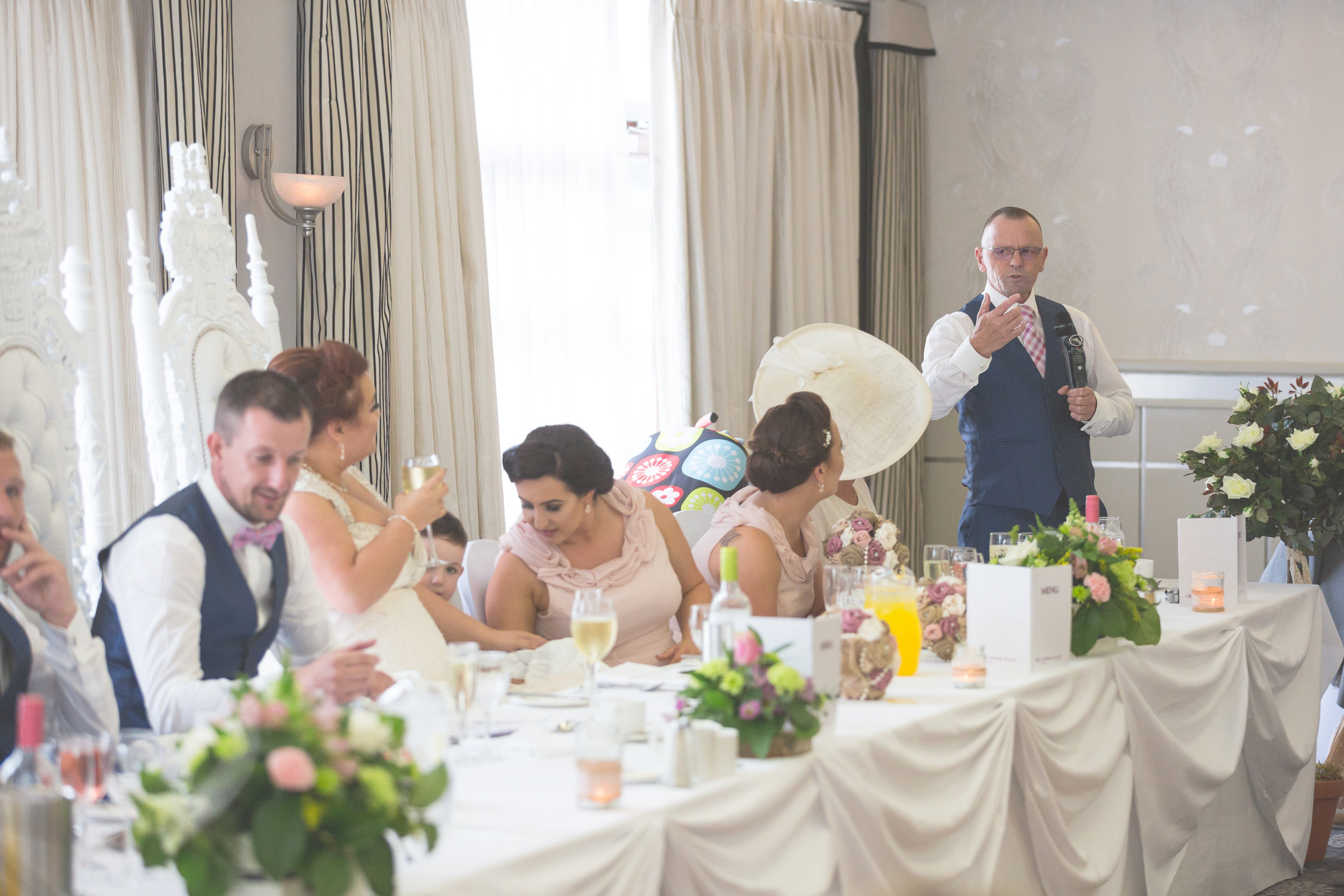 Antoinette & Stephen - Speeches | Brian McEwan Photography | Wedding Photographer Northern Ireland 20.jpg