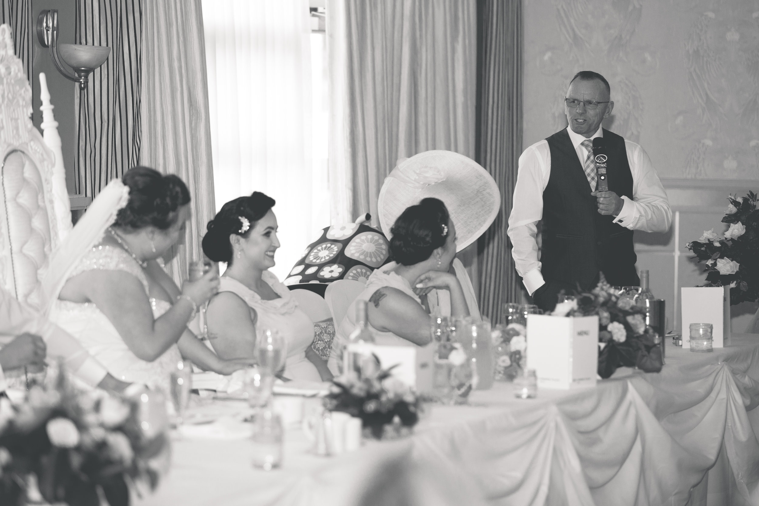 Antoinette & Stephen - Speeches | Brian McEwan Photography | Wedding Photographer Northern Ireland 22.jpg