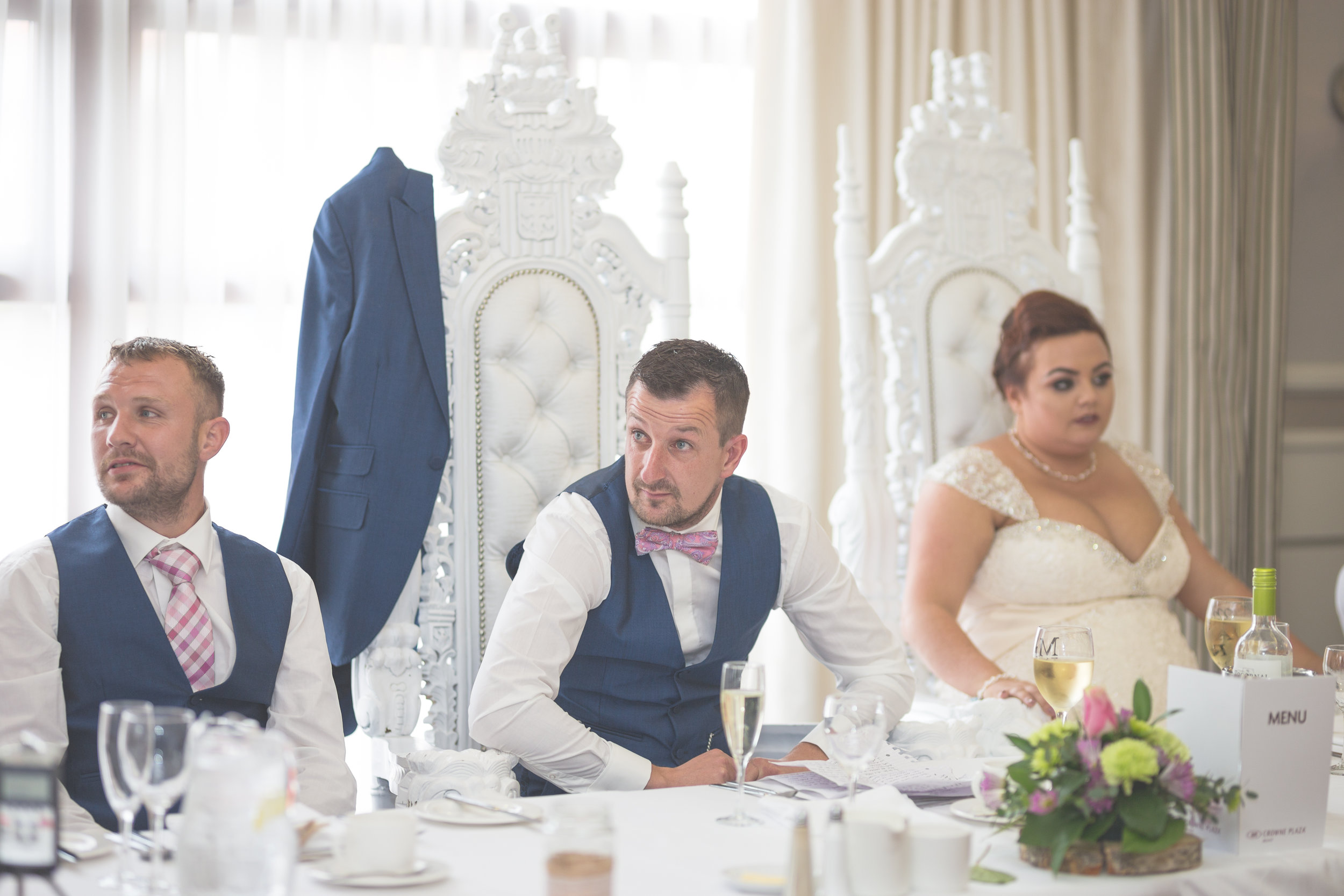 Antoinette & Stephen - Speeches | Brian McEwan Photography | Wedding Photographer Northern Ireland 45.jpg