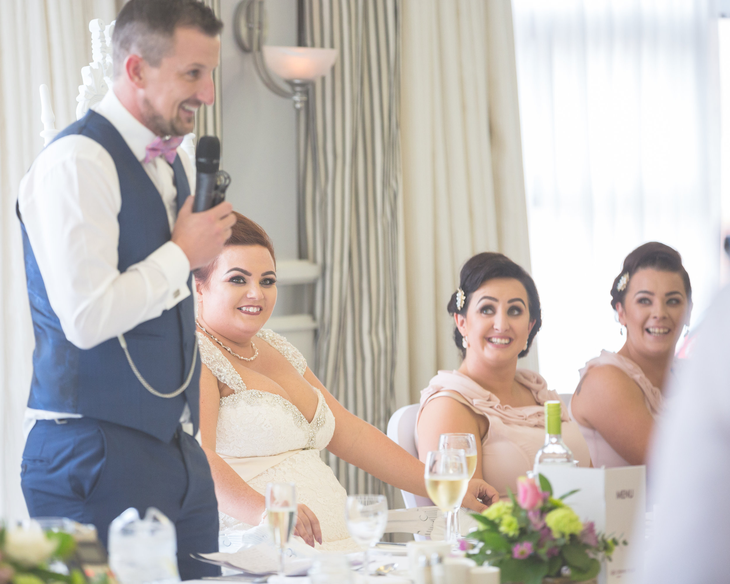 Antoinette & Stephen - Speeches | Brian McEwan Photography | Wedding Photographer Northern Ireland 61.jpg