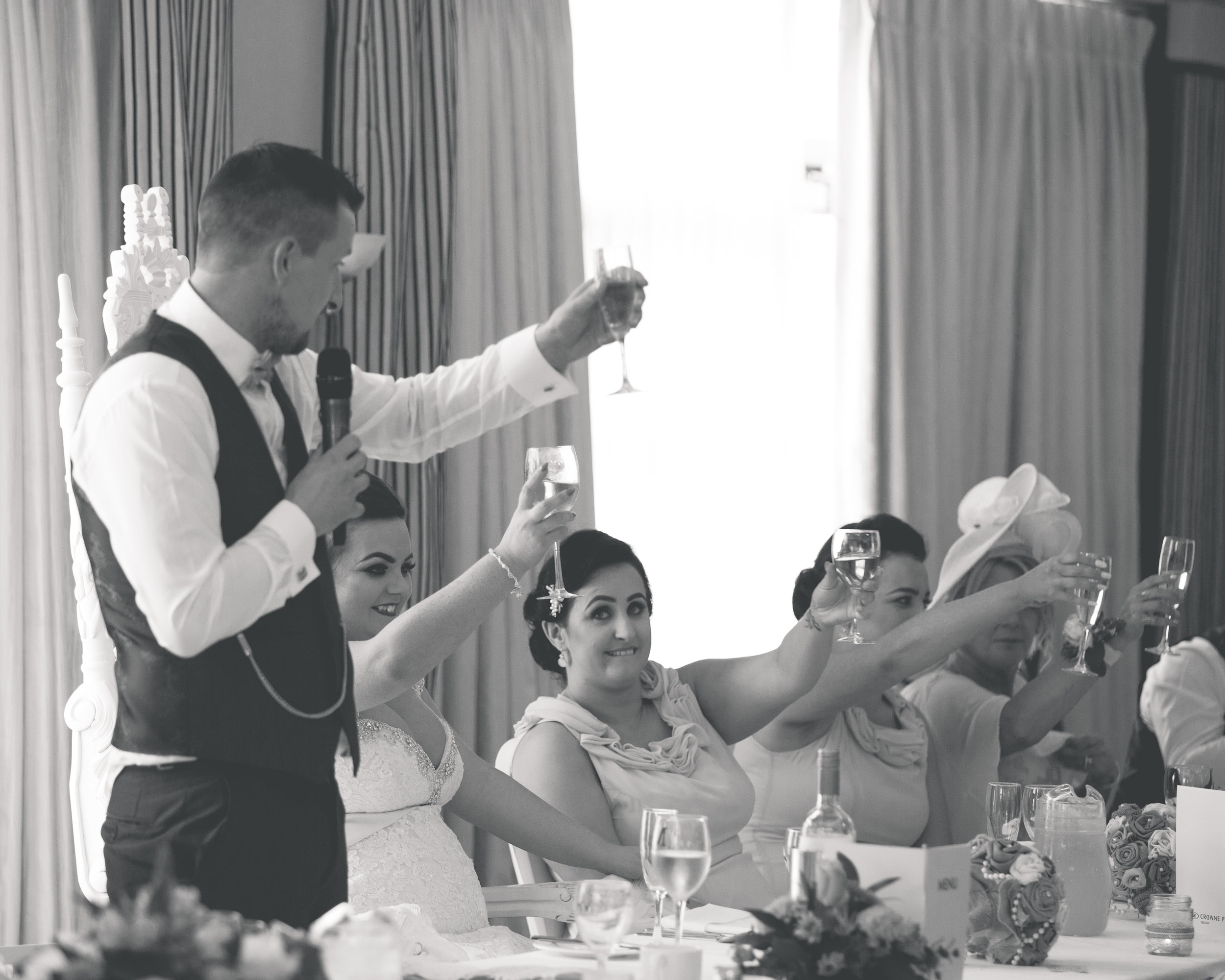 Antoinette & Stephen - Speeches | Brian McEwan Photography | Wedding Photographer Northern Ireland 71.jpg